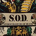 S.O.D. - Speak English or Die Strip Patch