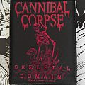 Cannibal Corpse - Patch - Cannibal Corpse - Skeletal Domain Patch