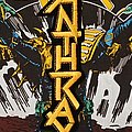 Anthrax Vertical Logo Patch