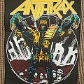 Anthrax - Judge Death BP Patch