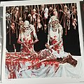Cannibal Corpse - Other Collectable - Cannibal Corpse - Butchered at Birth Print