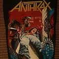 Anthrax - Spreading the Disease BP Patch
