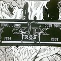 Celtic Frost - Only Death Is Real Strip Patch