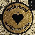 Motörhead - Love Me Like a Reptile Snakeskin Patch
