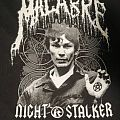 Macabre - TShirt or Longsleeve - Macabre - Night Stalker Shirt