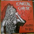 Cannibal Corpse - Tape / Vinyl / CD / Recording etc - Cannibal Corpse - Created to Kill LP