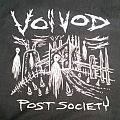 Voivod - TShirt or Longsleeve - Voivod - Post Society Tour Shirt