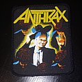 Anthrax - Patch - Anthrax - Among the Living Printed Patch