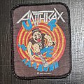 Anthrax - Patch - Anthrax - State of Euphoria Printed Patch