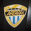 Anthrax - Patch - Anthrax - Shield Back Patch