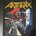 Anthrax - Patch - Anthrax - Spreading the Disease Printed Patch