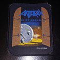 Anthrax - Patch - Anthrax - In My World Printed Patch