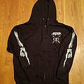Anthrax - Hooded Top - Anthrax - PoT Zip Up