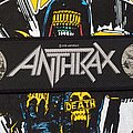 Anthrax - Patch - Anthrax - Persistence of Time Strip Patch