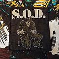 S.O.D. - Sgt. D Patch