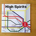 High Spirits - Tape / Vinyl / CD / Recording etc - High Spirits - You Are Here LP