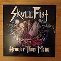 Skull Fist - Heavier Than Metal LP