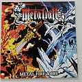 Metalian - Tape / Vinyl / CD / Recording etc - Metalian - Metal Fire & Ice LP