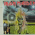 Iron Maiden - Tape / Vinyl / CD / Recording etc - Iron Maiden - Iron Maiden LP