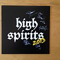 High Spirits - Tape / Vinyl / CD / Recording etc - High Spirits - 2013 LP