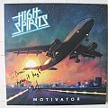 High Spirits - Tape / Vinyl / CD / Recording etc - High Spirits - Motivator LP