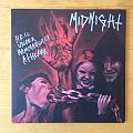 Midnight - Tape / Vinyl / CD / Recording etc - Midnight - No Mercy For Mayhem LP