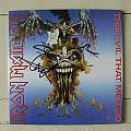 Iron Maiden - Tape / Vinyl / CD / Recording etc - Iron Maiden - The Evil That Men Do 7""