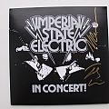 Imperial State Electric - Tape / Vinyl / CD / Recording etc - Imperial State Electric - In Concert! LP