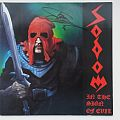 Sodom - Tape / Vinyl / CD / Recording etc - Sodom - In The Sign Of Evil LP