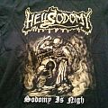 Hellsodomy - TShirt or Longsleeve - Hellsodomy