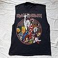 1990 Iron Maiden Tee