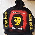 1993 Rage against The Machine Bombtrack Hoodie