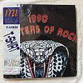 1990 Monsters Of Rock LS