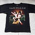 Van Halen - TShirt or Longsleeve - 1995 Van Halen Tour Tee