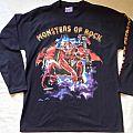 1991 Monsters of Rock LS