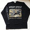 Virgin Steele - TShirt or Longsleeve - 2001 Virgin Steele Tour LS