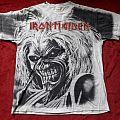 1991 Iron Maiden Tee TShirt or Longsleeve