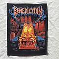 1994 Benediction Back Patch