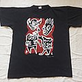 Rollins Band - TShirt or Longsleeve - 1992 Rollins Band Tour Tee
