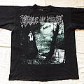1996 Cradle Of Filth Tee