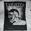The Exploited - Patch - 1990 The Exploited Back Patch