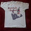 Butthole Surfers - TShirt or Longsleeve - 1984 Butthole Surfers Tee