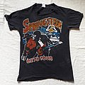 1978 Bruce Springsteen Tour Tee