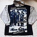 Rage Against The Machine - Hooded Top - 1992 RATM Hoodie