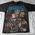 1999 Metallica Tour Tee TShirt or Longsleeve