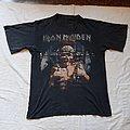 1996 Iron Maiden Tour T-Shirt