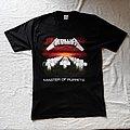Metallica - TShirt or Longsleeve - 1986 Metallica Tour T-Shirt