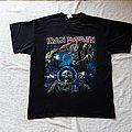 Iron Maiden - TShirt or Longsleeve - 2010 Iron Maiden Tour T-Shirt