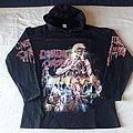 1991 Cannibal Corpse Hoodie Hooded Top