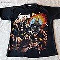 1996 Metallica Tee